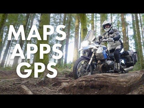 ADV Navigation – Maps, Apps & GPS