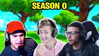 BEFORE SEASON 1 Of Fortnite! (Ultimate Nostalgia)