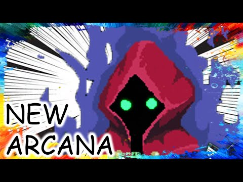 Wizard of Legend 2nd Anniversary Update All New ARCANA