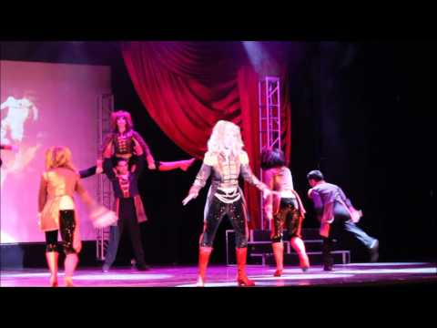 Musical theater and performance reel.