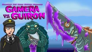 Brandon's Cult Movie Reviews: Gamera vs. Guiron