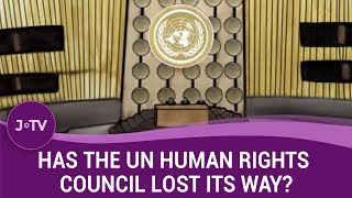HOW many resolutions did the UN Human Rights Council pass against Israel? DISGRACE