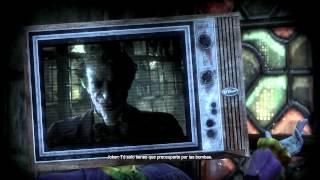 preview picture of video 'Batman Arkham City - Gameplay Walkthrough - Parte 2 Español HD'
