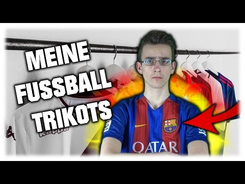 MEINE FUSSBALLTRIKOTS | PacksUnited