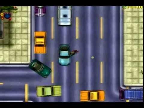 GTA: Grand Theft Auto