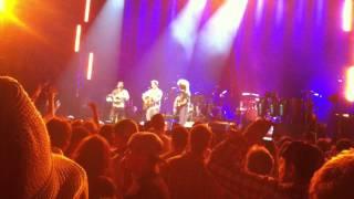 Dispatch, TD Garden 6/24/11- Elias, (Live)