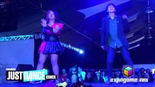 Disturbia - Rihanna | Just Dance 4 | Expogame 2015