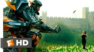 Gambar cover Transformers: The Last Knight (2017) - What's in That Pipe? Scene (3/10) | Movieclips