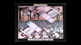Angelic Upstarts   Never 'Ad Nothing