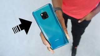 Huawei Mate 20 Pro Review: The People