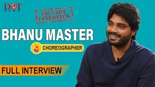 Choreographer Bhanu Master Exclusive Full Interview | Talk Show With Swey | Dot News