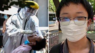 video: Beijing orders closure of schools amid 'severe' coronavirus outbreak