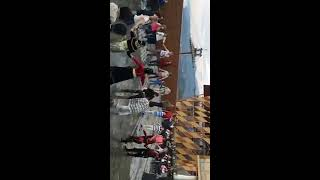 Грузия танцы с бубном