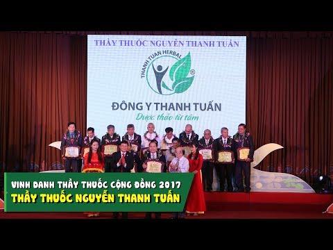 Vinh danh Thầy thuốc Cộng Đồng 2017: Thầy thuốc Nguyễn Thanh Tuấn
