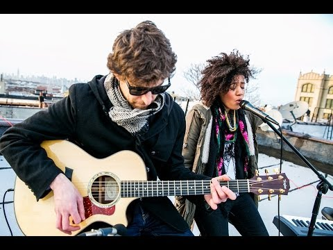 """Arlene Gould - """"Tree Crown"""" live on the roof"""