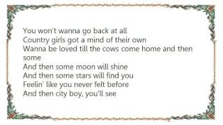 Charly McClain - And Then Some Lyrics