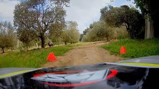 Losi Super Baja Rey 2.0 FPV track driving