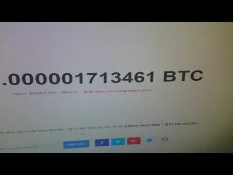 Bitcoin miner scanner