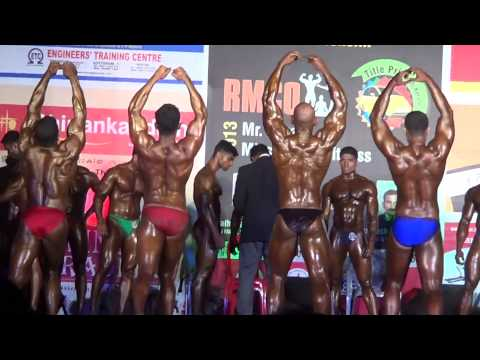 Mr Kerala 2012-13 Jinan Gopal -in Thrissur 17-03-2013 Gold Medalist