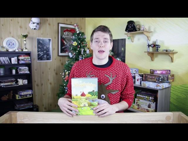 Gry planszowe uWookiego - YouTube - embed MdvCXUiVSvY