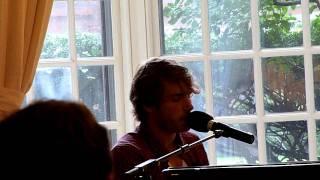Jon McLaughlin - I'll Follow You - Harvard 10/13/11