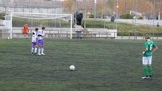 R.F.F.M - Jornada 10 - Preferente Cadete (Grupo 1): Alcobendas-Levitt C.F. 1-2 C.D. Futbol Tres Cantos