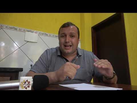 Júlio Português Pré Candidato a Prefeito 2020 responde Paulo Silva e diz que Paulinho entra Mudo e Sai Calado esse é o combinado .