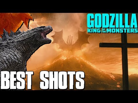 The Best Shots In Godzilla: King Of The Monsters