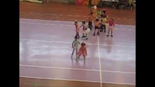 preview picture of video 'Exhibición de patinaje'