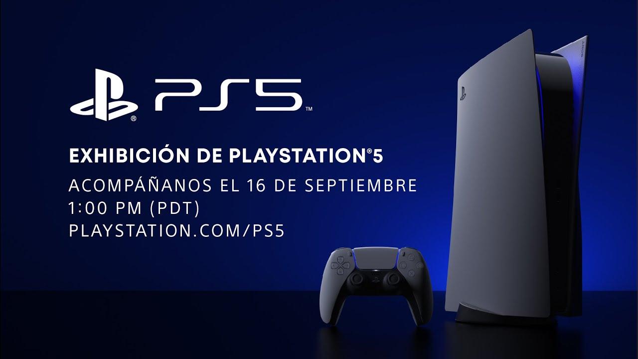 El próximo evento de PlayStation 5 se emitirá en directo el 16 de septiembre a las 22:00 (hora peninsular española)