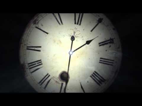 nostalgia clock animation 1280x720
