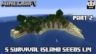 minecraft survival island seed ps4 2019 - TH-Clip