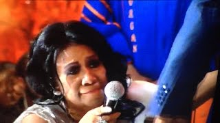 Aretha Franklin Performance At White House 2015