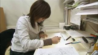 Making Naruto the Movie 1 (Inside the Animation Studio)