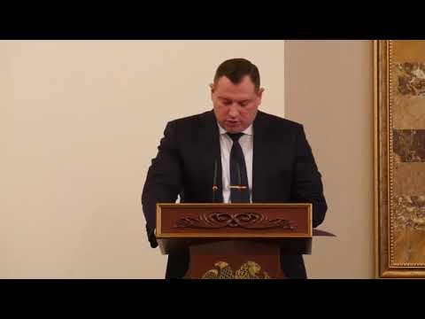 Հայկ Գրիգորյանի ելույթը՝ Քննչական կոմիտեի աշխատողի օրվա առթիվ (Տեսանյութ)