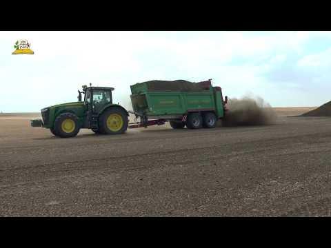 הפעילות החקלאית לקראת סוף הקיץ