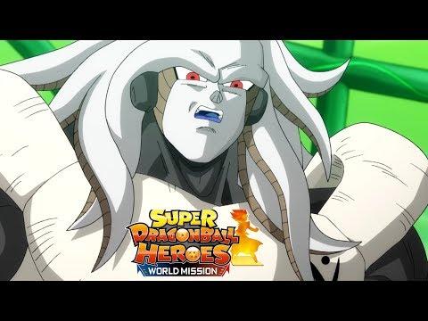 SUPER Dragon Ball Heroes: World Mission - Japanese TV Spot Trailer #2