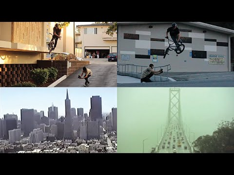 Alex Hiam & Boyd Hilder - A Video Tour of San Fransisico