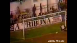Rodolfo Rodríguez em SP; relembre milagres do goleiro