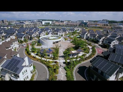 Οι «έξυπνες» πόλεις της Ιαπωνίας