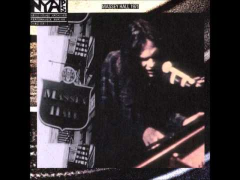 Neil Young Live At Massey Hall: There's A World