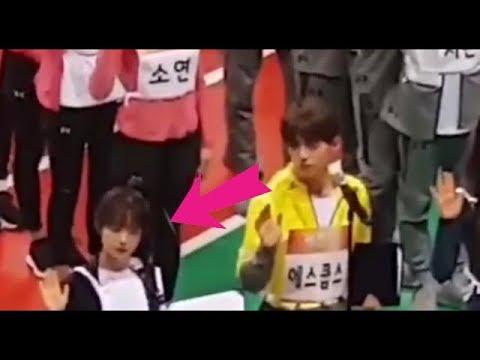 180115 Red Velvet Irene At Idol Star Athletics Championships