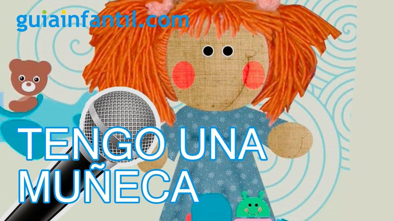 Tengo una muñeca vestida de azul. Karaoke para niños
