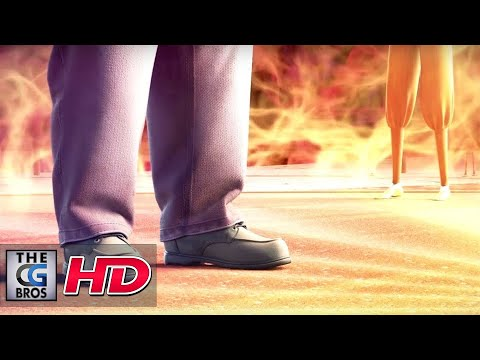 "CGI 3D Animated Short: ""Pas A Pas"" – by ESMA"