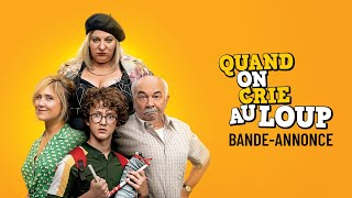 QUAND ON CRIE AU LOUP  De Marilou Berry | Film Annonce