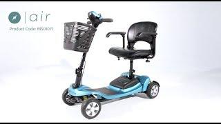 Li-Tech Air Lithium Scooter