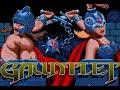Gauntlet arcade 100 Levels Playthrough Longplay Retro V