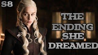 Daenerys Targaryen's Dream | The Battle for Dawn happens here! | Game of Thrones Season 8 Theory