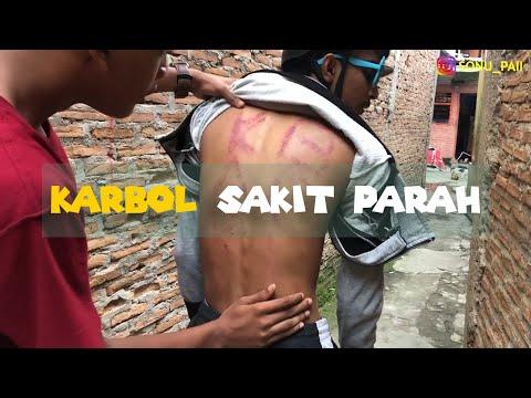 KARBOL SAKIT PARAH! #BANTUDOAWEE