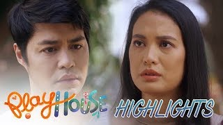 Lea breaks up with Marlon | Playhouse